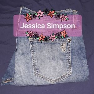 Jessica Simpson skinny forever lowrise jeans